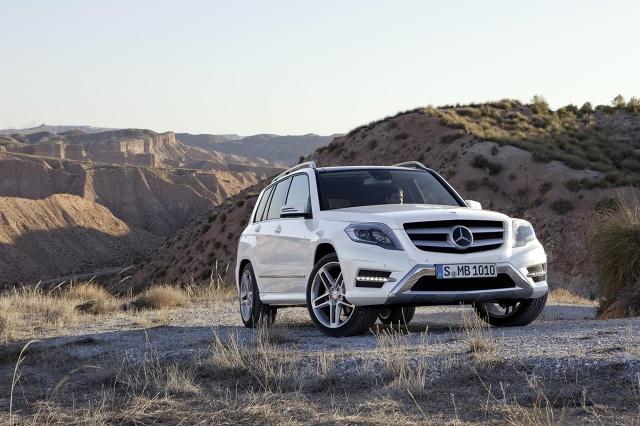 Mercedes-Benz GLK / Fot. Mercedes-Benz