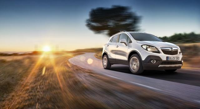 zdjęcie Opel Mokka
