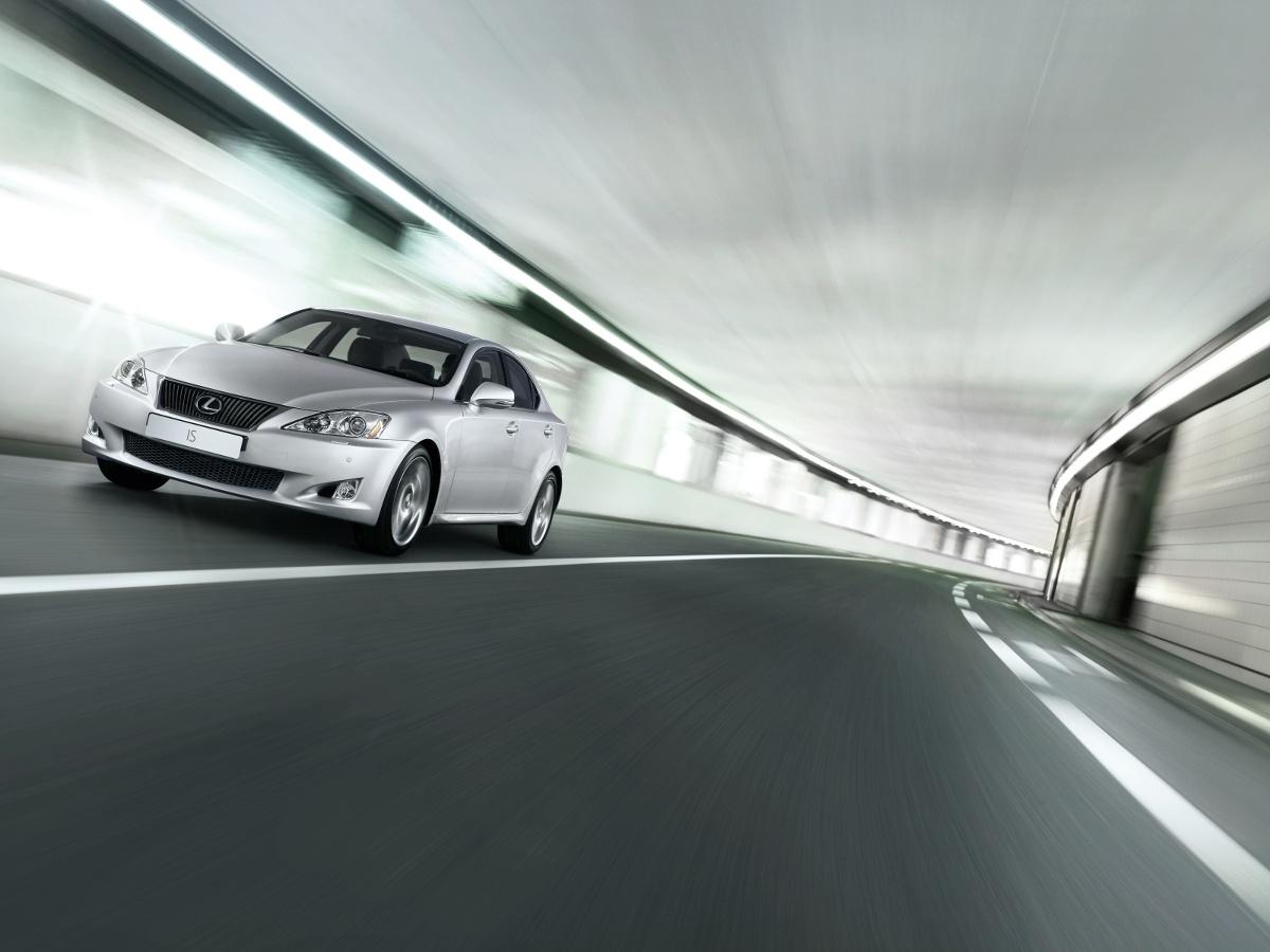 Lexus IS 250d, Fot: Lexus