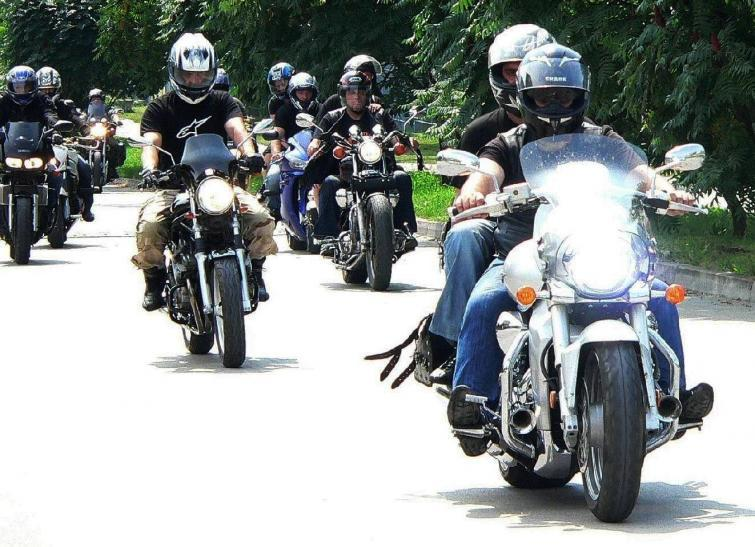 Moto Party Ponidzie 2012 z atrakcjami