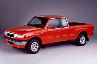 Mazda B-seria IV (1999 - teraz) Pickup