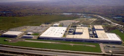 Fot. Toyota: Fabryka Toyoty w Turcji zatrudnia nieco ponad 3 tys. pracowników.