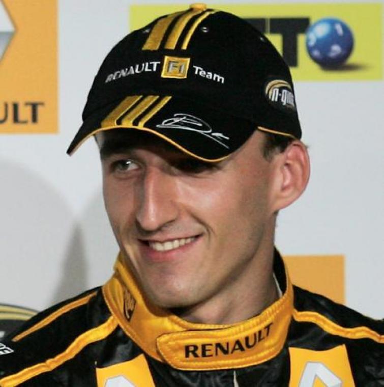 Igor Rossello: Kubica jeździ już samochodem. Wróci w 2012 r.