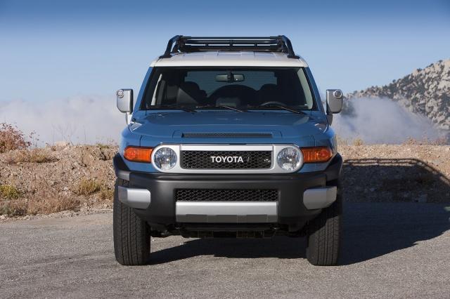 zdjęcie Toyota FJ Cruiser