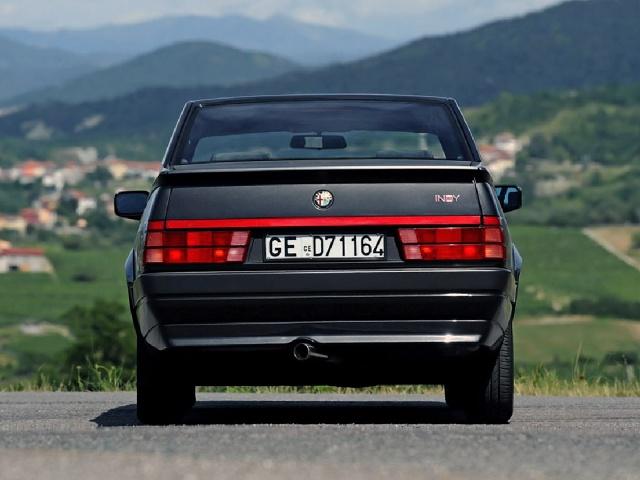 zdjęcie Alfa Romeo 75  (1991)