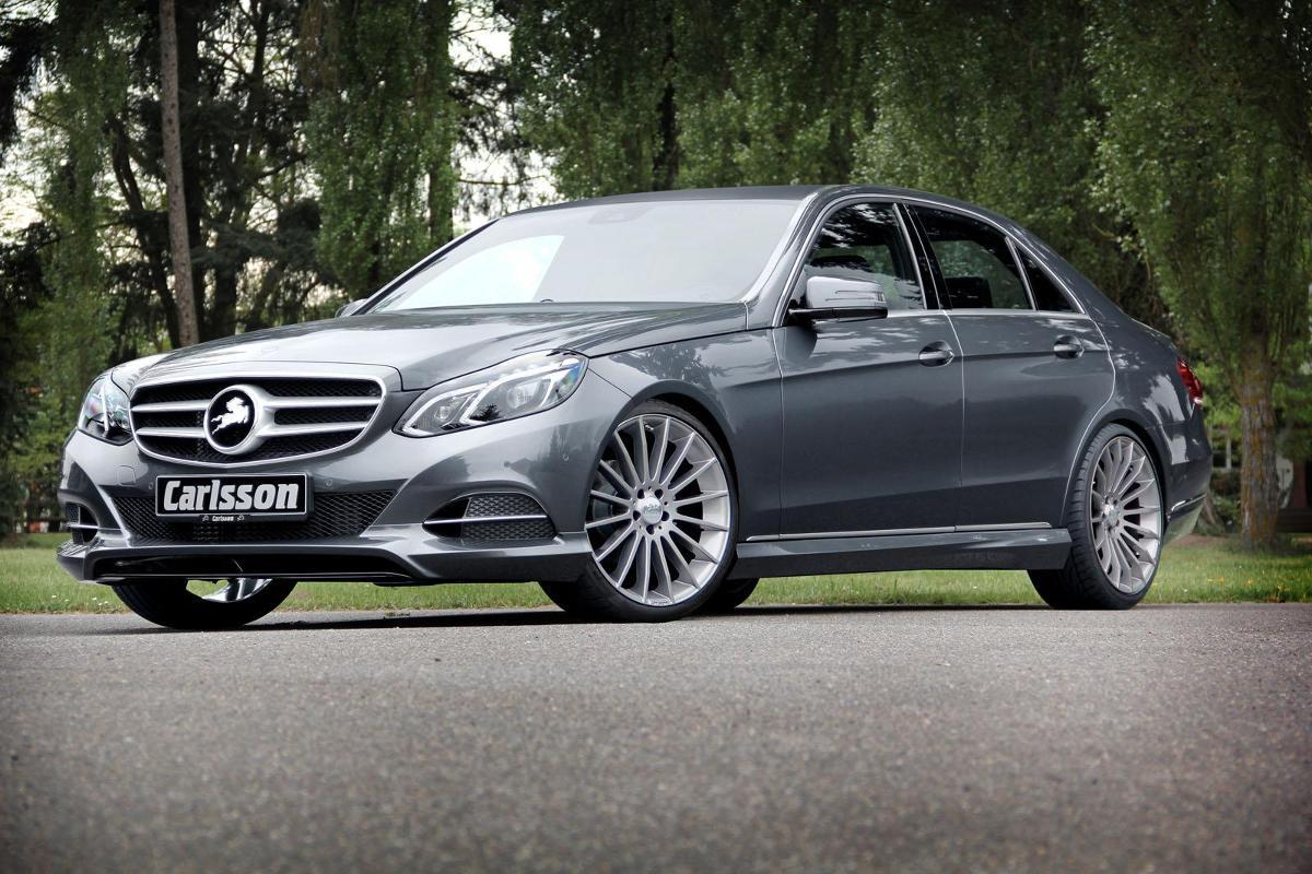 Mercedes-Benz Klasy E / Fot. Carlsson