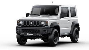 Suzuki Jimny. Auto powraca do sprzedaży w wersji ciężarowej. Dlaczego?