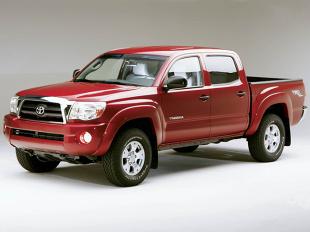 Toyota Tacoma II (2005 - teraz)