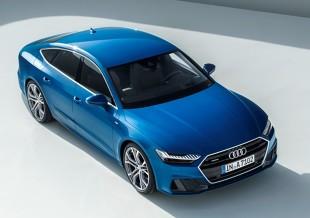 Audi A7 Sportback. Tak wygląda druga generacja