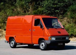 Renault Master I (1980 - 1997) Furgon