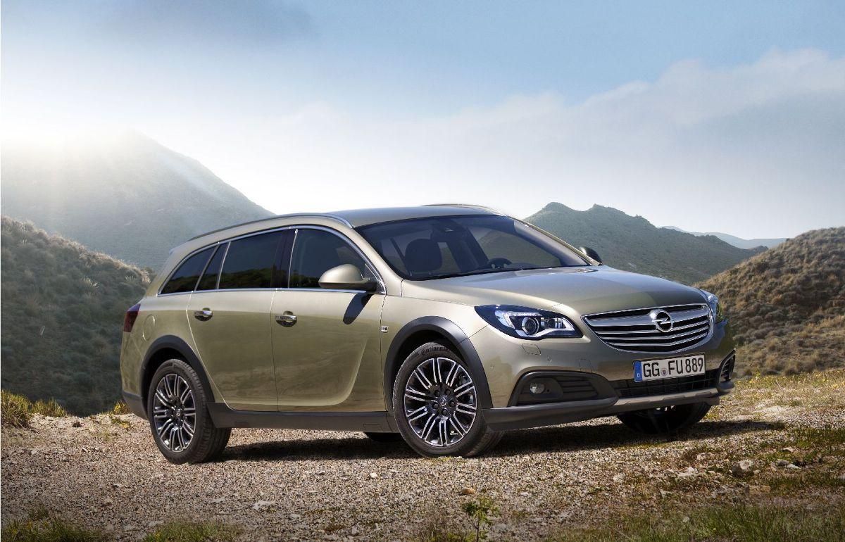 Opel Insignia Country Tourer, Fot: Opel