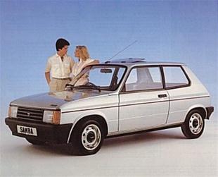 Talbot Samba (1981 - 1986) Hatchback