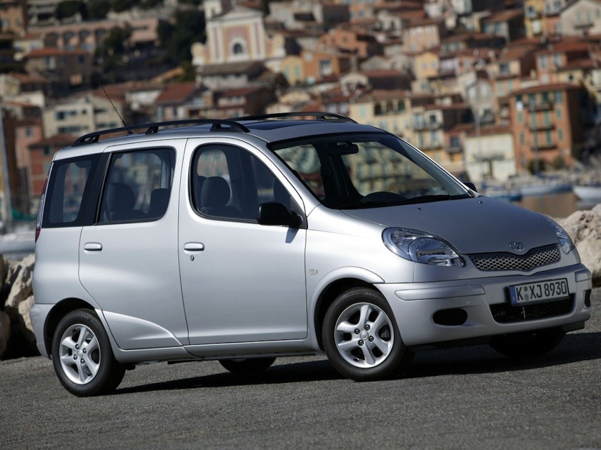 Toyota Yaris Verso / Fot. Toyota