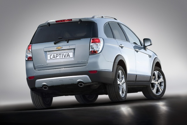 zdjęcie Chevrolet Captiva