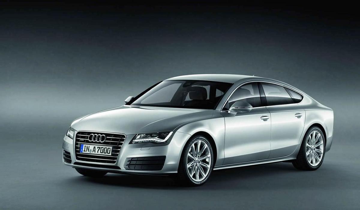Audi A7 / Fot. Audi