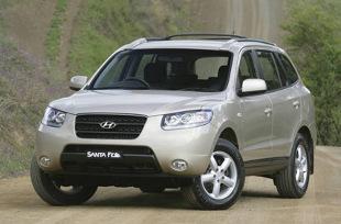 Hyundai Santa Fe II (2006 - 2012) SUV