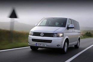 Volkswagen Transporter T5 (2003 - teraz) VAN
