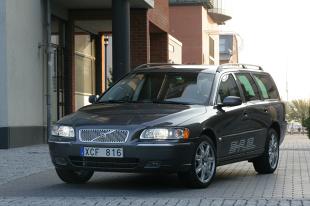 Volvo V70 II (2000 - 2007) Kombi
