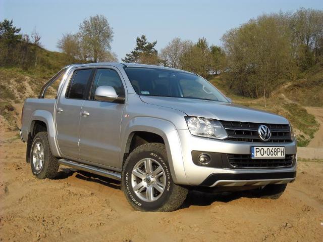 Testujemy: Volkswagen Amarok 2.0 TDI 163 KM - wół roboczy