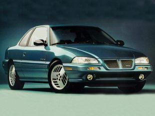 Pontiac Grand Am IV (1986 - 1998) Coupe