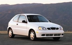 Daewoo Lanos (1997 - 2008) Hatchback