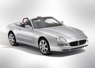 Maserati 4200 GT (Coupe / Spyder) (2001 - 2007) Roadster