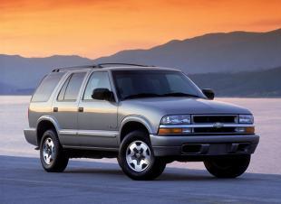 Chevrolet Blazer II (1995 - 2005) SUV