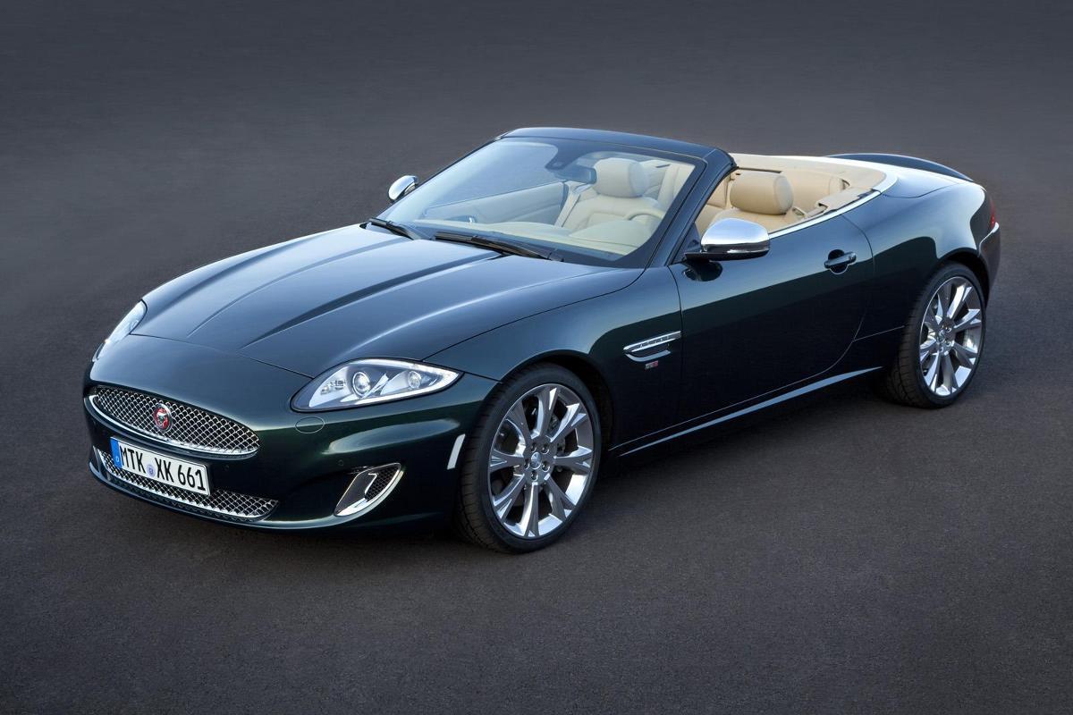 Jaguar XK66 Special Edition / Fot. Jaguar