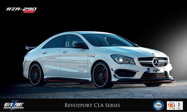 Mercedes-Benz CLA  / Fot. RevoZport