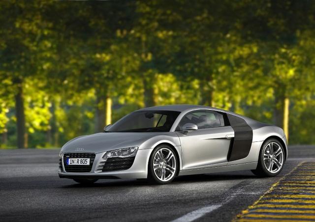 zdjęcie Audi R8 Coupe
