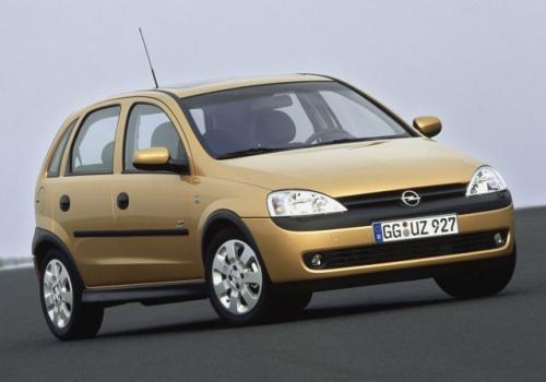 Fot. Opel: Opel Corsa ma dość obszerne wnętrze, większe od Peugeota.