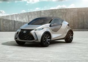 Nowy miejski SUV od Lexusa. Co o nim wiemy?