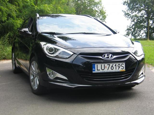 Pierwsza jazda: Hyundai i40 - z Korei, ale w cenie Passata