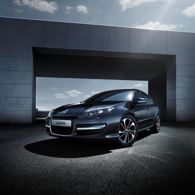 Renault Laguna / Fot. Renault