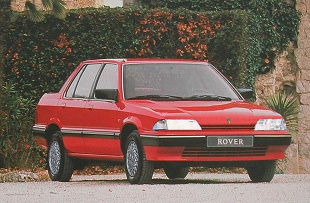 Rover 200 SD3 (1984 - 1989) Sedan