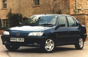 Peugeot 306 I (1993 - 1997) Sedan