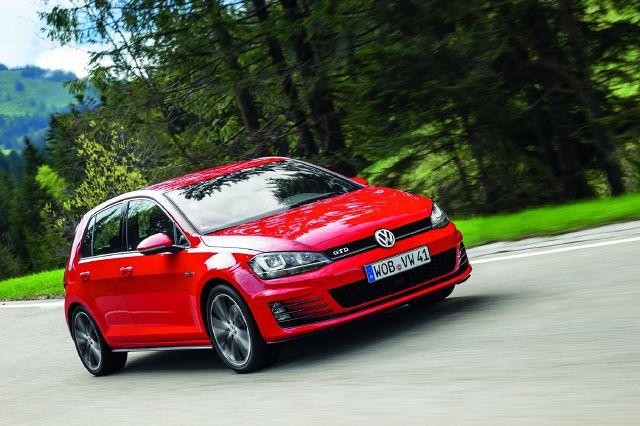 zdjęcie Volkswagen Golf GTD