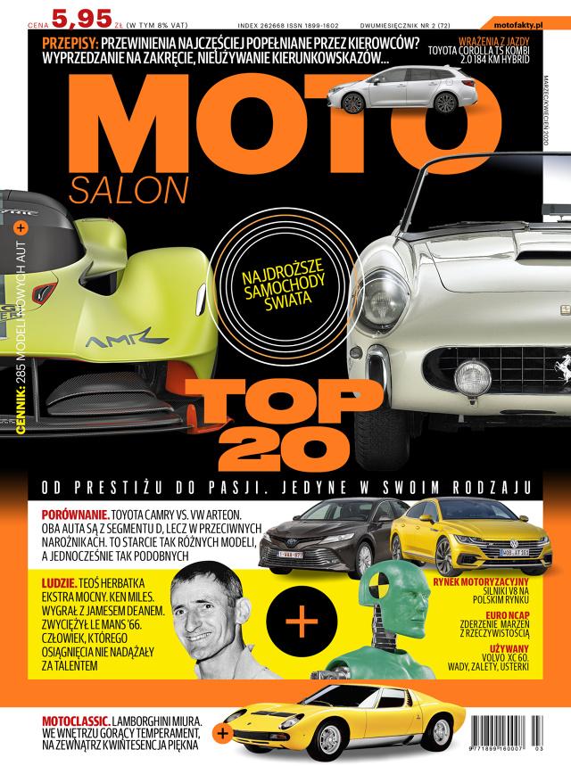 Moto Salon. Najnowszy numer już w sprzedaży!