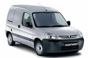Peugeot Partner I (1996 - 2009) Furgon