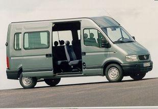 Opel Movano I (1999 - 2003) Furgon