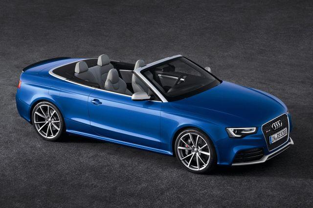 zdjęcie Audi RS5 Cabriolet