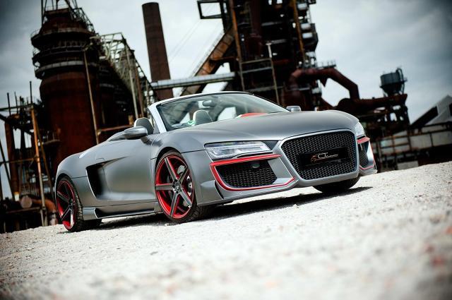 Audi R8 / Fot. CT Exclusive