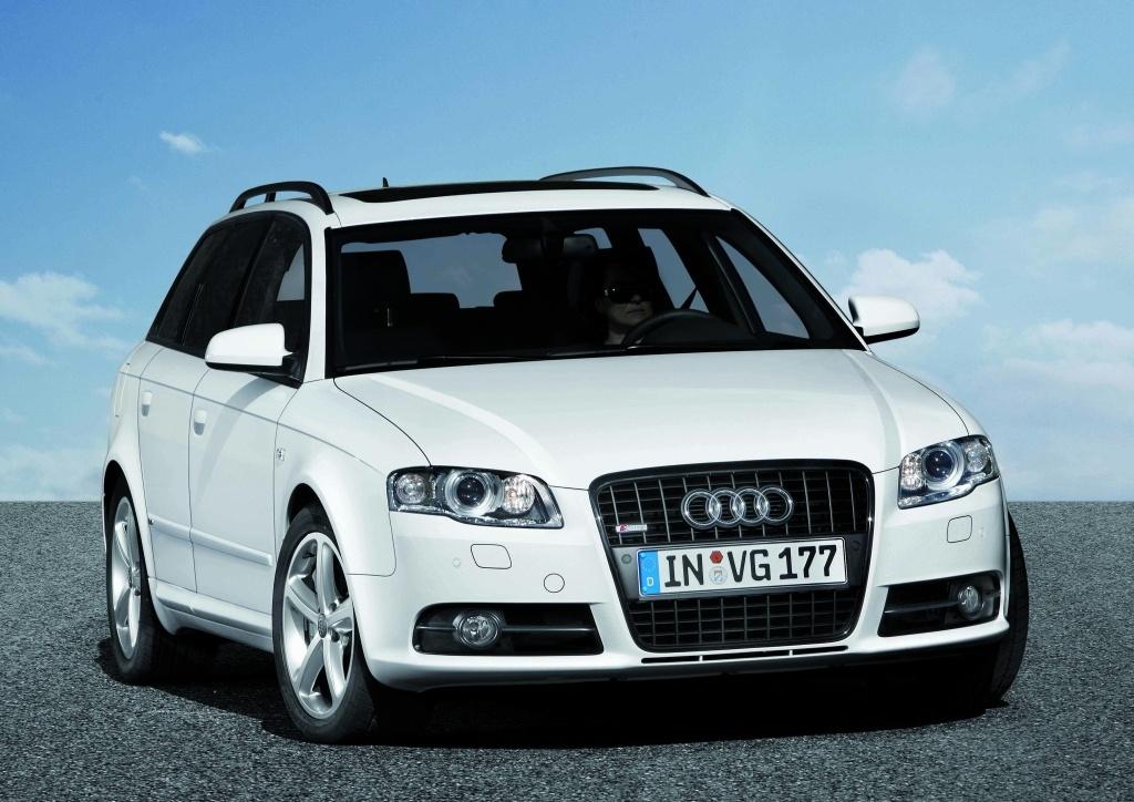 Audi A4 2000 2008