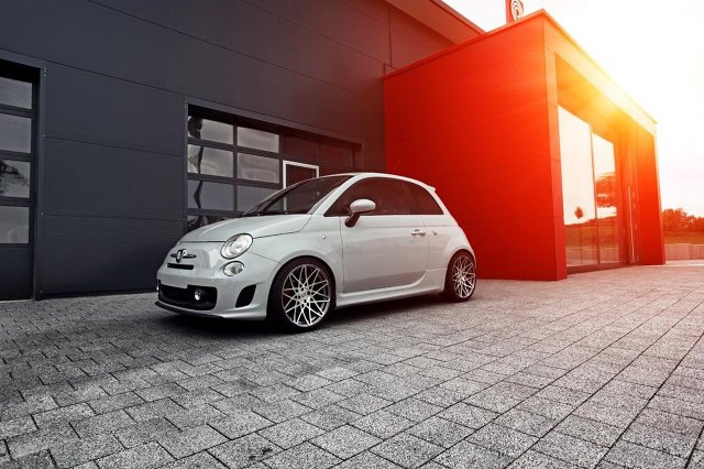 Abarth 500 / Fot. Pogea Racing