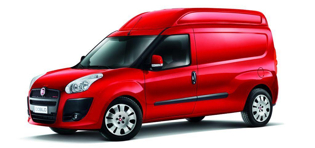Fiat Doblò XL , Fot: Fiat