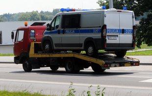 Ubezpieczenia. Radiowozy policji nadal bez autocasco. Dlaczego?