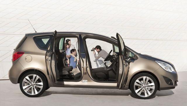 zdjęcie Opel Meriva
