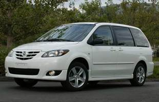 Mazda MPV II (1999 - 2006) Van