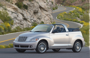 Chrysler PT Cruiser (2000 - 2010) Kabriolet