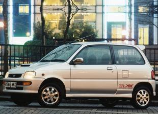 Daihatsu Cuore IV (1995 - 1999) Hatchback